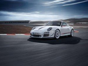安卓Porsche 911 GT3 RS 保时捷 汽车 宽屏手机壁纸