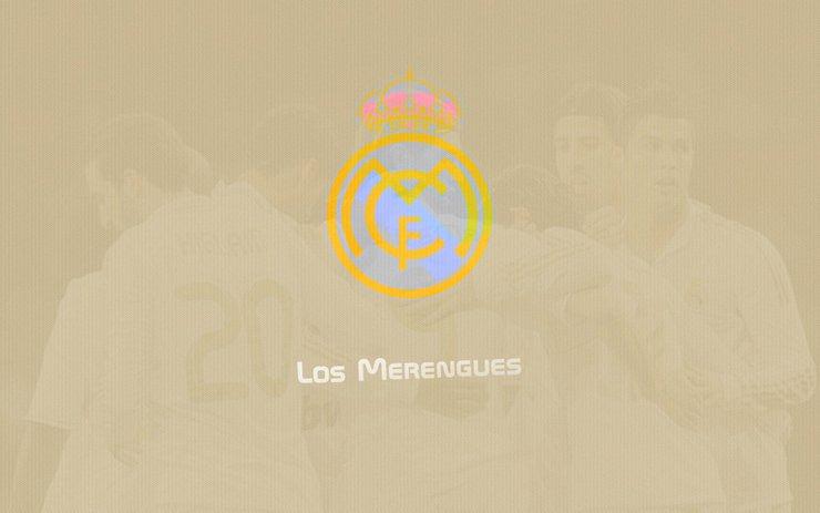 安卓炫酷 设计 简约 皇家马德里 队徽手机壁纸