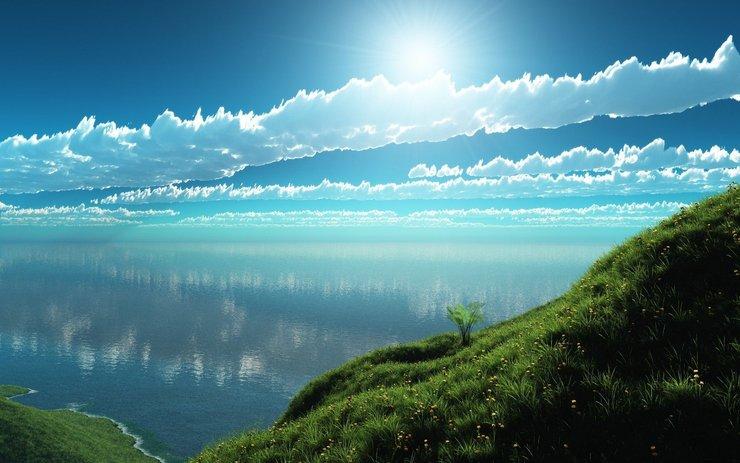 安卓山水 风景 风光 美景 旅游 自然手机壁纸