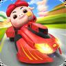 安卓游戏猪猪侠百变飞车-极速前进