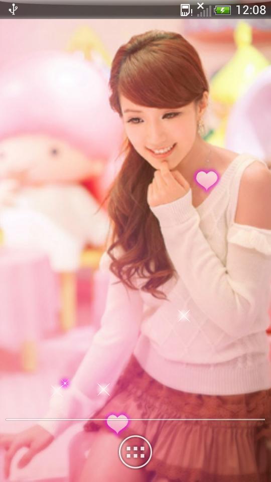 童话世界可爱女孩动态壁纸