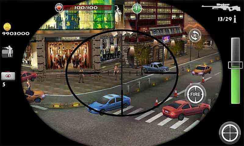 3D狙击杀手截图1