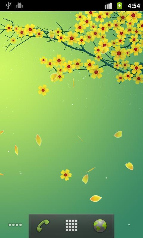 浪漫樱花动态壁纸截图4