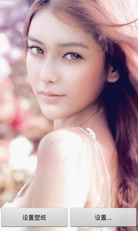 杨颖照片可爱漂亮