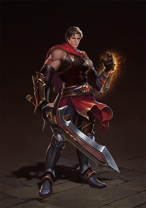 《符文英雄》驰骋在符文世界的王者:战士霸气归来