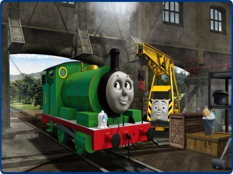>托马斯与小火车们
