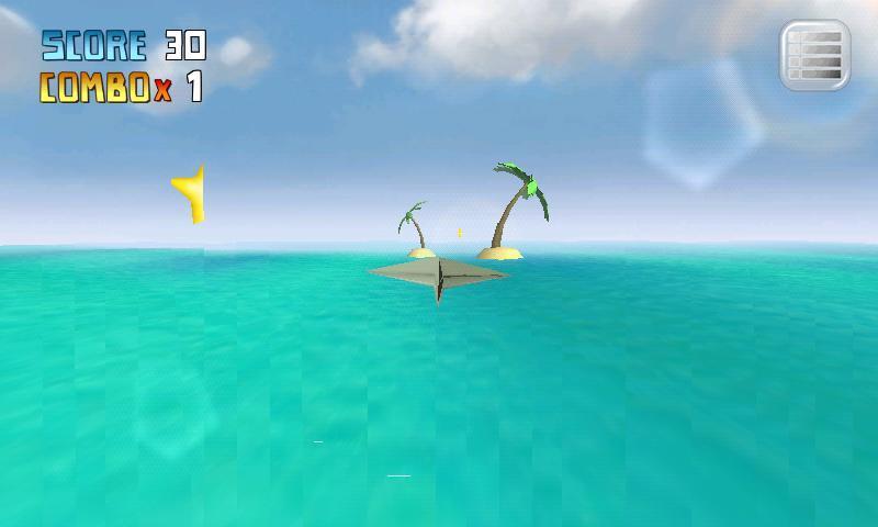《我的纸飞机3》是一款3D的趣味游戏,玩家的纸飞机的飞行轨迹取决于风向和我们的操控,如何才能按任务完成到达指定目的需要动动脑子了。 我的纸飞机3的玩法是利用重力感应控制纸飞机飞过障碍到达终点。对于如果不能流畅运行的用户,请先结束进程释放内存之后来玩。 这款我的纸飞机3游戏现已更新到了第三版,画质好玩度也提升了。尤其是主选单真的看起来比一代和二代更加华丽。 《我的纸飞机3》是一款非常有趣味的游戏,同样的,他是一款非常爽快的游戏,但是并不是那种非常酷的空中战机,而是一架用纸折出来的飞机,而你在游戏中就是要控制