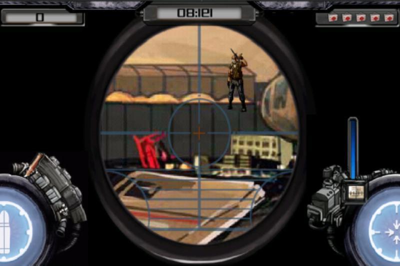 军队狙击手截图4