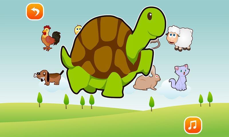 宝宝幼儿早教应用,让宝宝在玩的时候认识动物