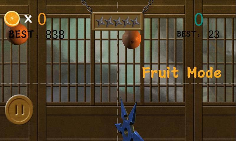 翼风网 手游库 安卓游戏 飞行射击 小虎飞刀 fruit darts  &#xf02af