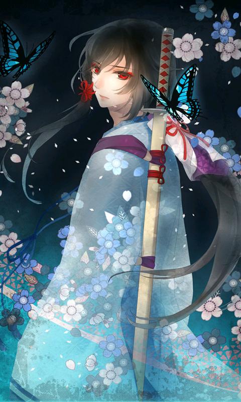 樱花武藏动态壁纸