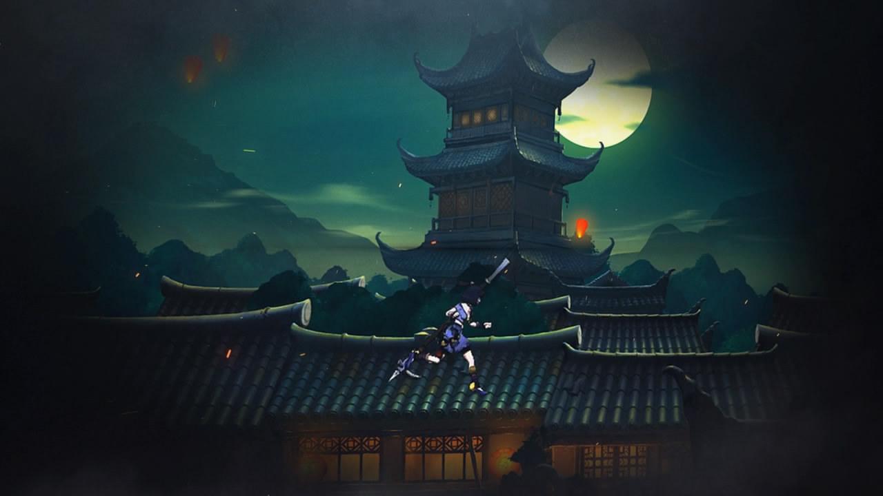 水墨风横版手游来袭,《魂武者》引领古风游戏时尚!