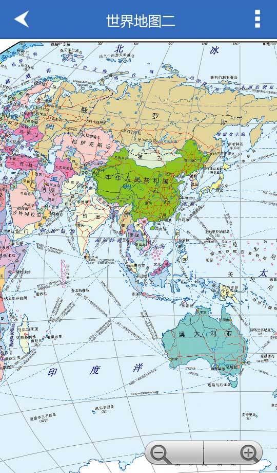 当前版本:世界地图大全2
