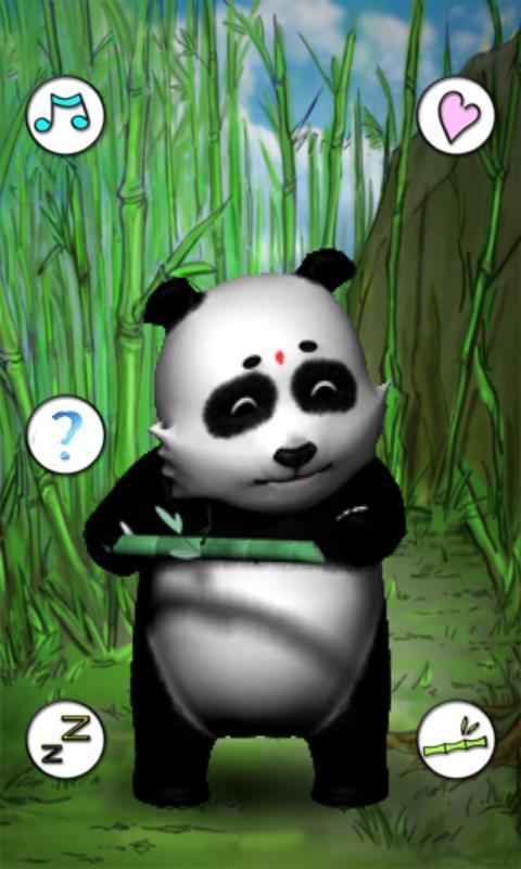 游戏 益智休闲 可爱熊猫  上一张下一张