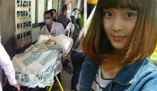 广州16岁失联女大学生被找到 全身受伤