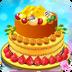 烹饪水果蛋糕