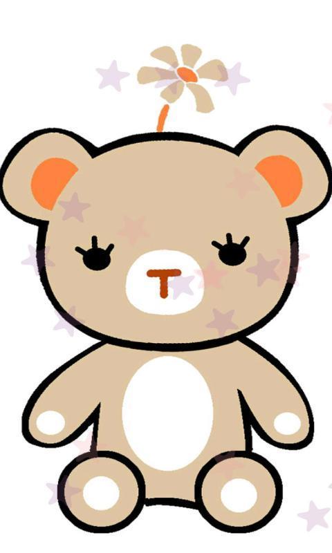 小熊熊-绿豆动态壁纸