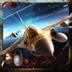驾驶喷气式战斗机
