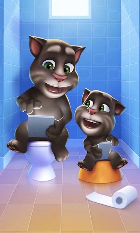 我的汤姆猫官方版-全新汤姆装扮安卓版高清截图