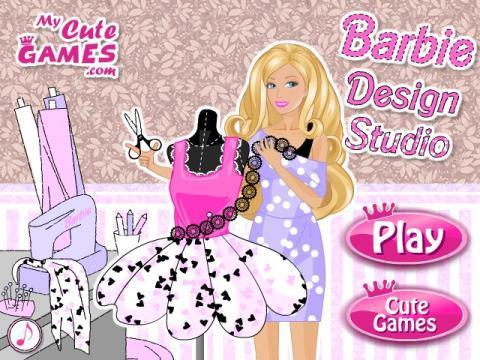 芭比娃娃衣服步骤_图解步骤